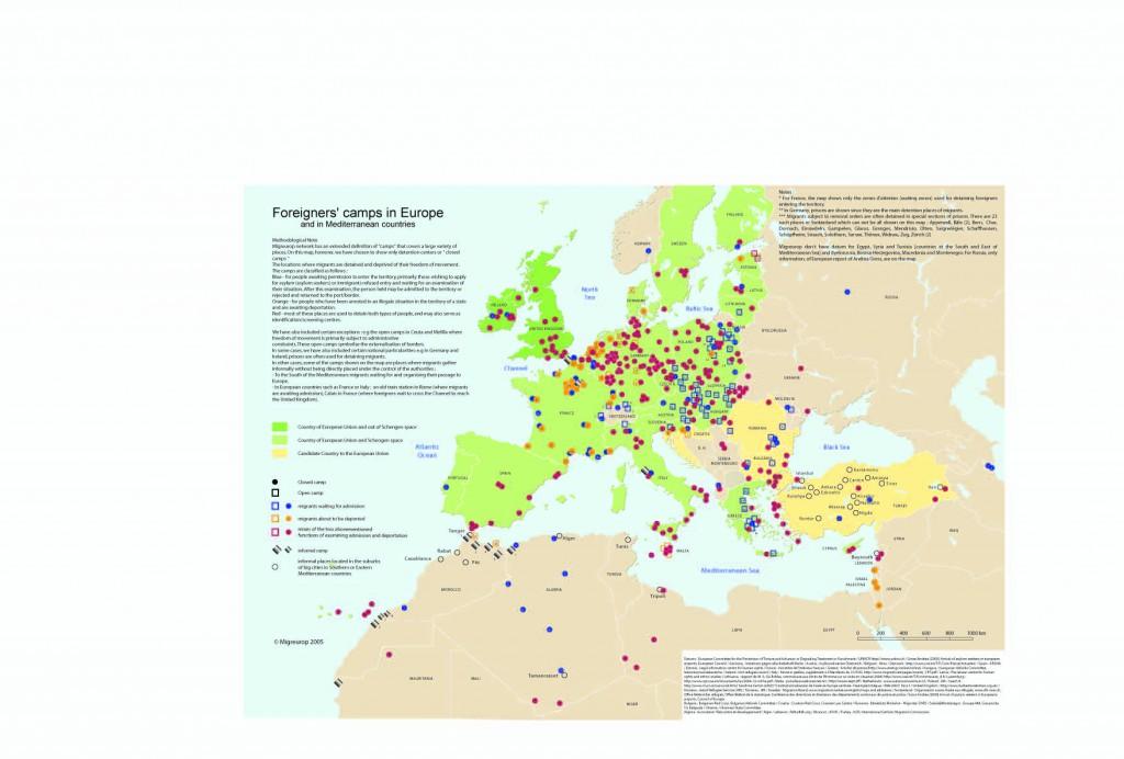 El mapa de los campos (2005) - EN