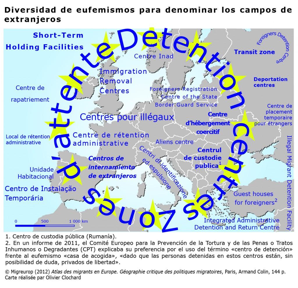 2012_Mapa_Atlas 2012_Diversidad de eufemismos